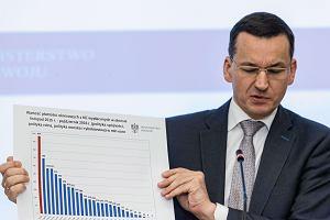 Morawiecki, chcąc rewidować dane o PKB, niszczy wiarygodność GUS