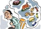 Dieta m�czyzn i ich figura zmienia si� po �lubie. S�odkie �ycie ma��onka