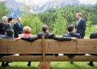 Szczyt G7. Rozmowy najważniejszych przywódców, a w międzyczasie powstaje takie zdjęcie