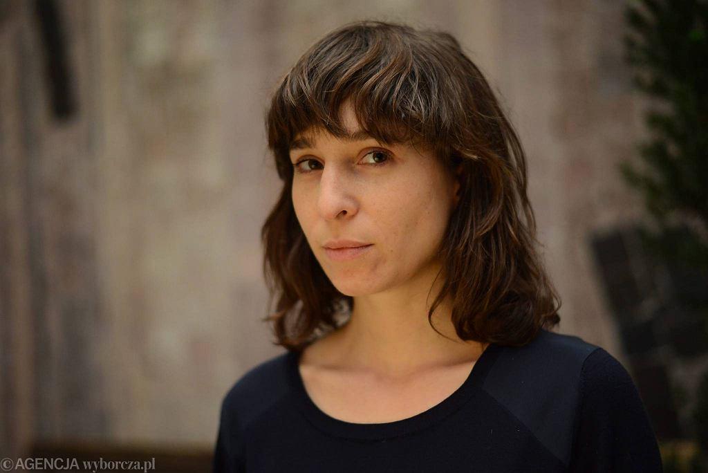 Anna Smolar / fot. Franciszek Mazur