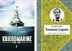 """Opowieść o niemieckiej marynarce czasu drugiej wojny światowej i biografia Trumana Capote'a. """"Ale Historia"""" poleca książki"""