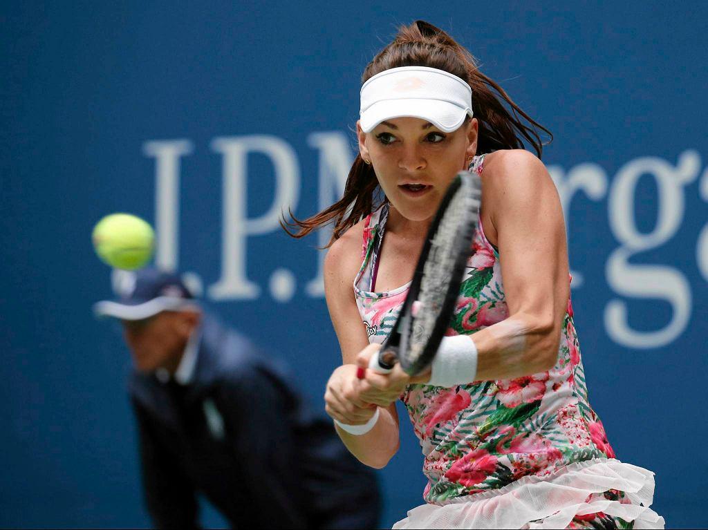 Zdjęcie numer 1 w galerii - Tenis. WTA w Hongkongu. Radwańska pewnie wygrywa pierwszy mecz