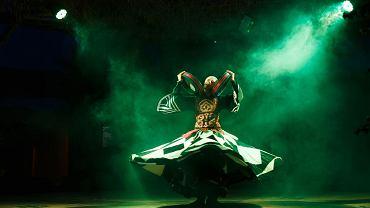 Sufi podczas tańca