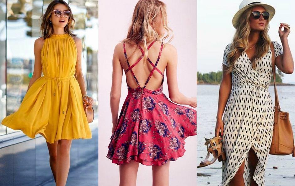 20b1c6005b Najładniejsze sukienki na lato - 21 super modnych propozycji