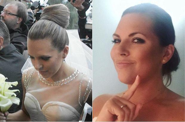 Aleksandra Kwaśniewska w 2012 r. wyszła za mąż za Kubę Badacha. Z okazji 5. rocznicy ślubu pokazała dotąd niepublikowane zdjęcie ze ślubu.