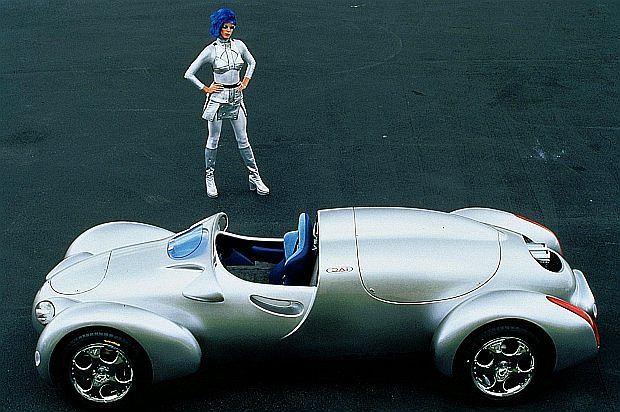 Napędzane jest silnikiem V8 o mocy 410 KM