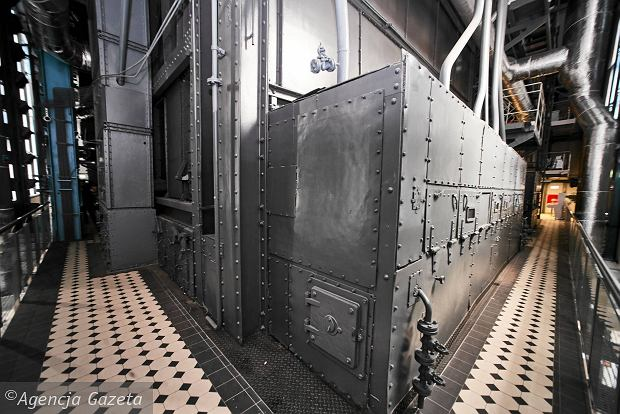 Zdjęcie numer 7 w galerii - Centrum Nauki i Techniki EC1. Zajrzyj do wnętrza elektrowni [ZDJĘCIA]