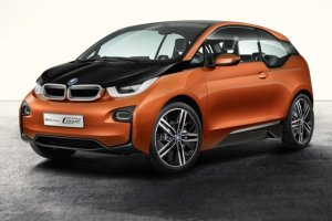 Salon Los Angeles 2012 | BMW i3 Coupe Concept