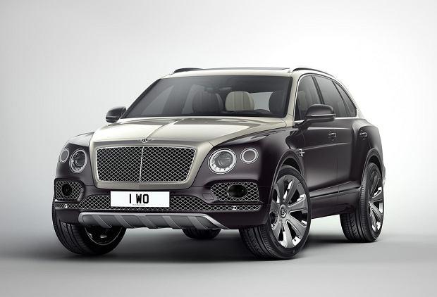 Salon Genewa 2017   Bentley Bentayga Mulliner   Ocieka prestiżem