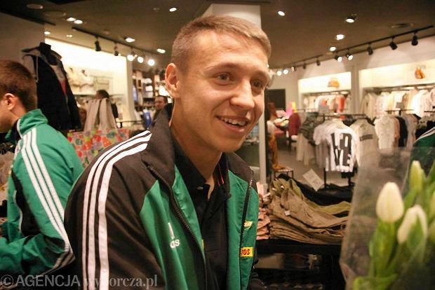 Zdjęcie numer 1 w galerii - Młodzi piłkarze Lechii Gdańsk zagrali w reprezentacji Polski. Przemysław Frankowski jedenastym kadrowiczem