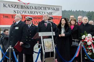 """Macierewicz na Pomorzu tłumaczył, komu zawdzięczamy wolność. """"Gdyby nie Gryf, to..."""""""
