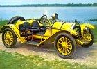Mercer Raceabout z 1913 | Jay Leno je�dzi pi�knym klasykiem