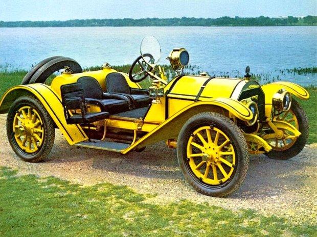 Mercer Raceabout