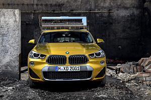 BMW X2 zadebiutowało nad Wisłą. Znamy ceny, wersje i silniki