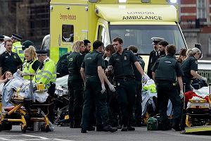 Brytyjska premier: Polak wśród rannych w ataku w Londynie