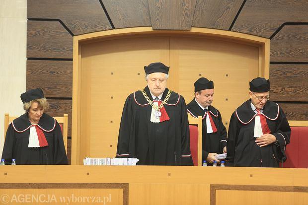 Trybunał Konstytucyjny osądzi ustawę o TK z 22 lipca na posiedzeniu niejawnym