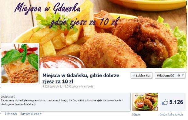 Miejsca W Gdansku Gdzie Dobrze Zjesz Za 10 Zl Na Facebooku Mozna