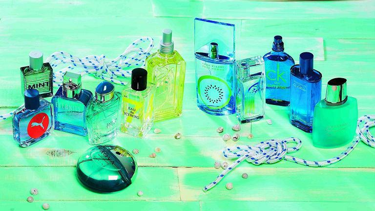 Perfumy na lato.