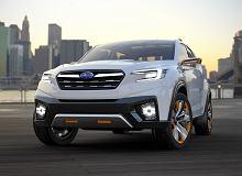 Subaru szykuje zupełnie nowy model