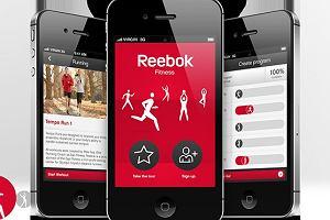 Aplikacja Reebok Fitness - motywacja do ćwiczeń