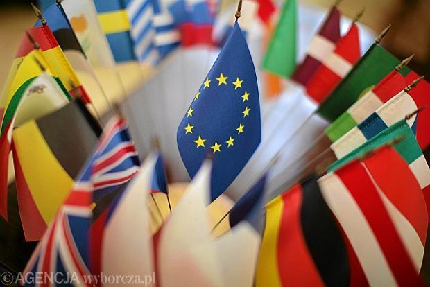Flagi państw członkowskich Unii Europejskiej