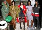 Rihanna na Paris Fashion Week - 10 odważnych stylizacji gwiazdy. Wybierzcie tę najlepszą lub tę najgorszą!