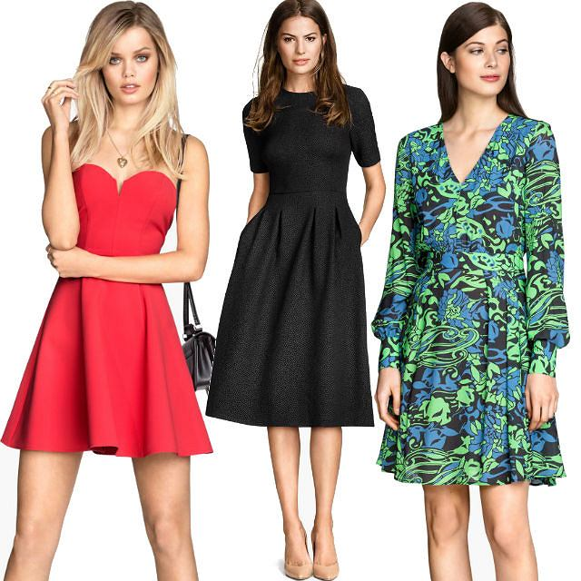 28365def71 Wiosna w H M  zobacz sukienki z nowej kolekcji