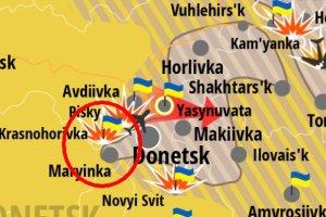 Ukraińskie wojsko zajęło strategiczny punkt na zachodzie Doniecka