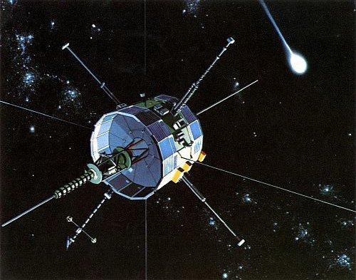 Sonda ISEE-3 przemianowana na ICE