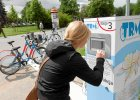 Rower miejski coraz bardziej si� rozp�dza. Gdzie nowe stacje?