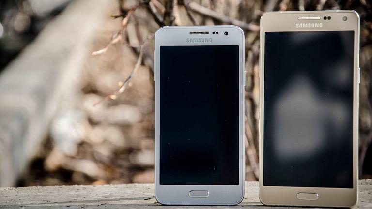 Samsung Galaxy A5 i Galaxy A3