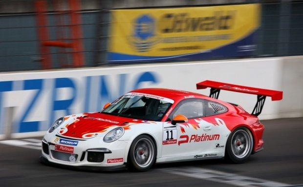 Porsche Platinum GT3 Cup Challenge Central Europe: Walka w Moście
