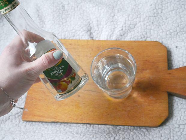 Piłam wodę z octem jabłkowym przez 2 tygodnie