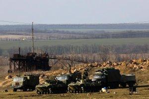 Resort obrony Ukrainy: Rosja wycofuje wojska z teren�w przygranicznych