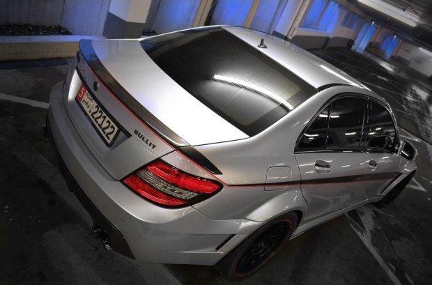 Mercedes GAD Motors C V12 Bullit