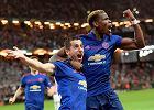Piłkarze Manchesteru United dedykują puchar Ligi Europy ofiarom zamachu terrorystycznego