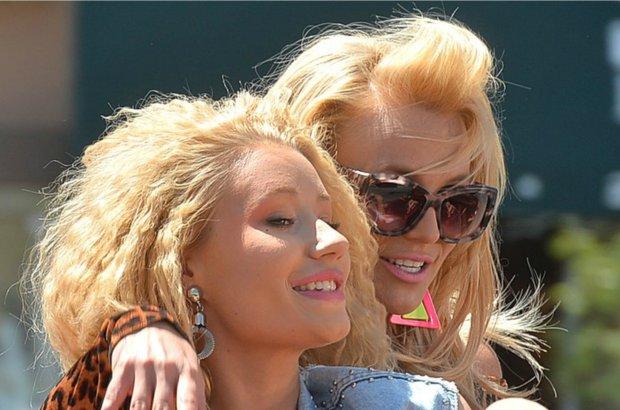 Amerykańska piosenkarka i australijska raperka udostępniły w sieci nowy utwór promujący nadchodzący krążek Britney.
