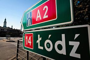 Nareszcie. Autostrad� A1 dojedziemy do W�oc�awka. Ju� w listopadzie