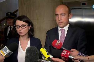 """""""To nie jest pucz, oczekujemy respektowania prawa."""" Sędziowie TK wybrani przez obecny Sejm odmówili udziału w rozprawie"""