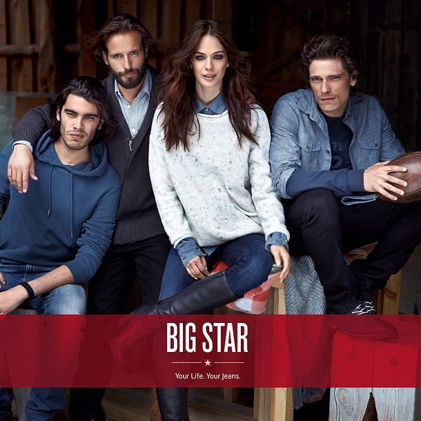 NOWA KOLEKCJA BIG STAR FALL WINTER '13/14