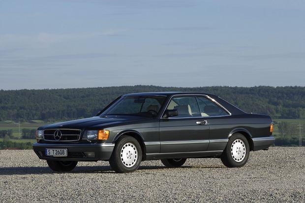 Coupe (C126) nosiło rynkowe oznaczenie SEC