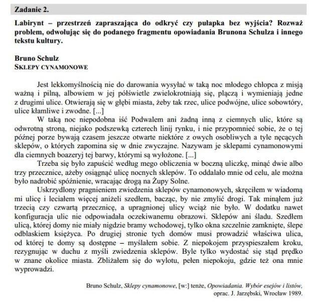 matura ustna polski 2021 pytania i odpowiedzi