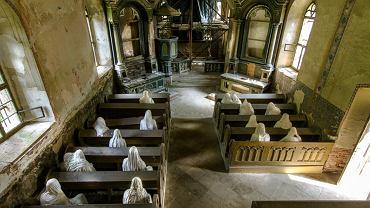 Kościół duchów w Czechach