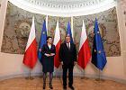 """Komorowski desygnowa� Kopacz na premiera. """"Dom, w kt�rym rz�dzi kobieta..."""""""