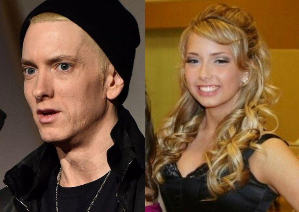 Hailie Jade Scott - z17855513IH,Eminem--Hailie-Jade-Scott