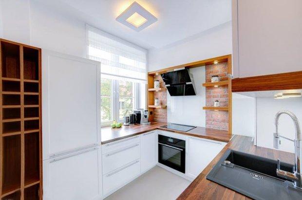 aranżacja kuchni, nowoczesne wnętrze, meble kuchenne
