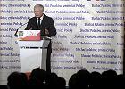 Konwencja PiS w Katowicach. Jaros�aw Kaczy�ski: Trzeba broni� g�rnictwa