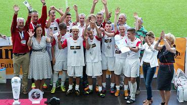 Reprezentacja Polski - druga drużyna Mistrzostw Świata Dzieci z Domów Dziecka