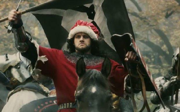 Król Jageiłło? Ale bez krzyża i z czapką zamiast korony