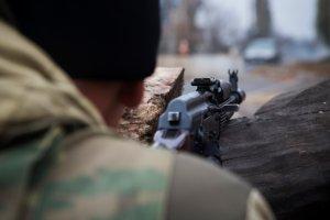 Dw�ch ukrai�skich �o�nierzy zgin�o w ataku terrorystycznym na wschodzie kraju